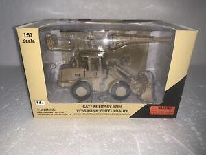 Norscot Models, 1:50 Scale, CAT Military 924H Versalink Wheel Loader, Item#55250