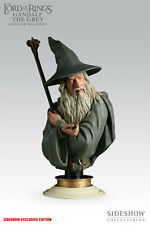 Gandalf The Grey 1:3 Scale Bust >> LotR Sideshow >> Nib >> Never Opened! C@L!