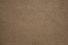 Upholstery Fabric - Striped Suede Mocha (15m)