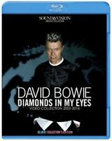David Bowie Diamonds In My Eyes Video Collection 2001-2016 Blu-ray 1 Disc Music