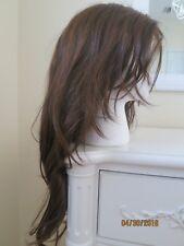 Noriko Angelica Beautiful Wig in Marble Brown