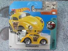 Véhicules miniatures jaunes pour Volkswagen 1:64