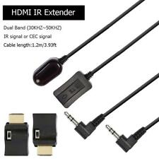 30KHZ-50KHZ IR Extender Over HDMI Remote Control Extender Receiver Transmitter