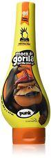 Moco de Gorila Gorilla Snot Gel Punk Squeeze Yellow Maximum Hold Hair Gel 11.9oz