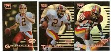 WASHINGTON Football - Team Set 1997 Pinnacle Zenith ARTIST Proof Tough pull 1:47