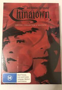 Chinatown DVD Special Collector's Edition Roman Polanski Jack Nicholson PAL4