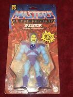 """Masters of the Universe"" Origins Skeletor Retro Figure New-2020"