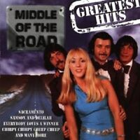 """MIDDLE OF THE ROAD """"GREATEST HITS"""" CD NEUWARE"""