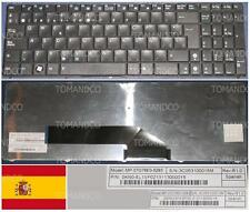 Teclado Qwerty Español Asus K50 MP-07G76E0-5283 0KN0-EL1SP021 04GNV91KSP00-213