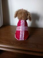 XSmall Pet Dog/cat Vest Warm Sweater Coat Classic