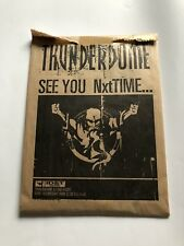 Thunderdome Flyerbag 2003 Hardcore Gabber ID&T