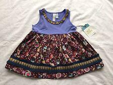 New Matilda Jane Paint by Numbers Foldstone Sara Top Shirt Size 8 NWT TWEEN