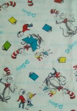 Dr seuss fabric fat quarter free postage