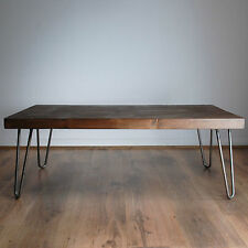 Less than 60cm Height Wood Vintage/Retro Coffee Tables