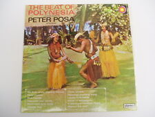 Peter Posa - The Beat Of Polynesia - LP