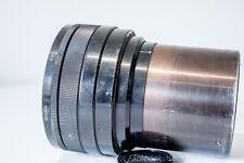 URSS large Anamorphic lens 80-100mm f/1.8 [bolex, hypergonar]