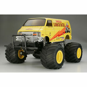 Tamiya America Inc 1/12 Lunch Box 2 Wheel Drive Monster Truck Kit