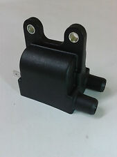 New Ignition Coil, Twin Outlet for Triumph T100 (Carburettor) Replace PVL & Gill