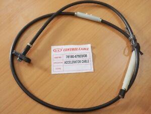 *DAIHATSU F20 F50 TAFT ACCELERATOR CABLE THROTTLE CABLE