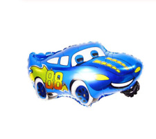 Helium BALL Ballon XL CARS 66CM X 49CM Anniversaire Fête SALLY Ballon