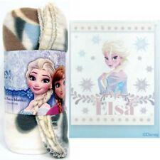 Plaid polaire La reine des neiges Elsa 110x140 cm