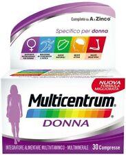 Multicentrum Donna 30 Compresse Pfizer Italia DIV.Consum.Healt
