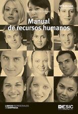MANUAL DE RECURSOS HUMANOS. NUEVO. Nacional URGENTE/Internac. económico. ECONOMI