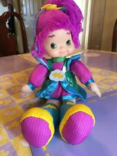 "Rainbow Brite Stormy Doll ReRelease Modern Vinyl Head 18"""
