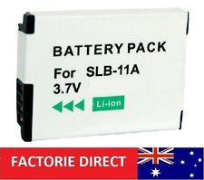 SLB-11A Battery Samsung WB550 WB600 WB650 WB1000 WB5000 TL320 ST1000 HZ15W CL80