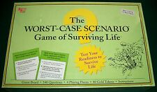 2006 The Worst-Case Scenario Game of Surviving Life - MISB