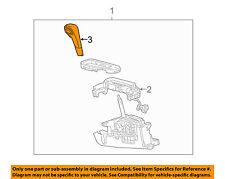 GM OEM Transmission Gear Shifter-Shift Knob Handle 20971901