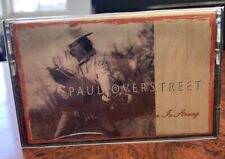 Paul Overstreet - Love Is Strong - Word - 1992 - Cassette