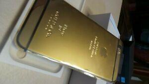 Apple iPhone 6s Limited Edition - 18 Karat Gold Plattiert - 64 GB - NEU ZUSTAND
