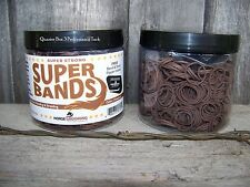 Super Bands by Healthy Haircare - Chestnut