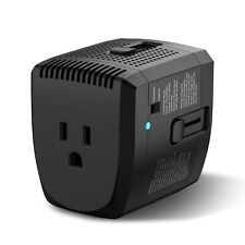2000 Watts Hyted 38326 Step Down Voltage Travel Adapter and Converter Combo
