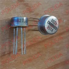 1PCS Mil Spec OP AMP IC BURR-BROWN/BB/TI TO-99 ( CAN-8 ) OPA627SM