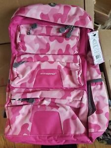 Kids Backpack Intrepid Pink Camo