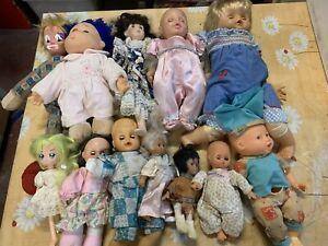 Lotto vecchie  Bambole ciccio bello ed altre