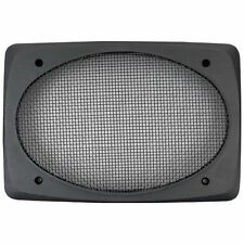 "Magnadyne 6"" x 9"" speaker Grills with Black Wire Mesh G69D"