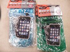 Funda Impermeable mantener objetos de valor seguro y seco Teléfono/dinero/Reloj/Joyería/Keys