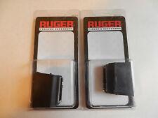 Ruger Factory Magazine;  JMX-1;  17 HMR 22 MAG;  Holds 9 Rounds;  2 Pack;  90076
