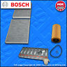 SERVICE KIT for BMW 5 SERIES (E39) 540I OIL CABIN FILTERS NGK PLUGS (1996-2003)
