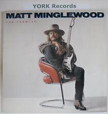 Matt minglewood-la promesa-Excelente Con Disco Lp