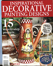 MAGAZINE -  INSPIRATIONAL DECORATIVE PAINTING DESIGNS