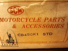 NOS Honda CB 450K1 Pistons STD (2)