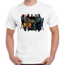 Stephen King Characters Conjuration Evocation Seance n Unisex Tshirt 2814