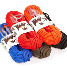 5m x 9.5mm Climbing Auxiliary Rope Downhill Rappelling Floating Rope Tent Rope