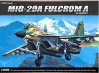 Academy 12263 1/48th MIG-29A FULCRUM A FA086 Airplanes Plastic Aircraft Kor