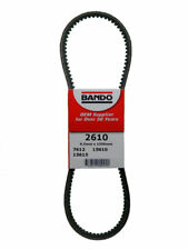 Accessory Drive Belt-RPF Precision Engineered Raw Edge Cogged V-Belt BANDO 2610