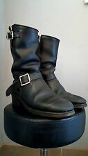 Vintage 60's Sears, Roebuck and CO. Soft Toe engineer boots size 9D